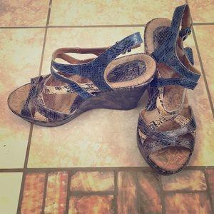 Shoes - BOC wedges